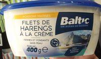 Filets de hareng à la crème - Product
