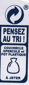 Filets de Hareng Crème et Moutard Légère - Instruction de recyclage et/ou informations d'emballage - fr