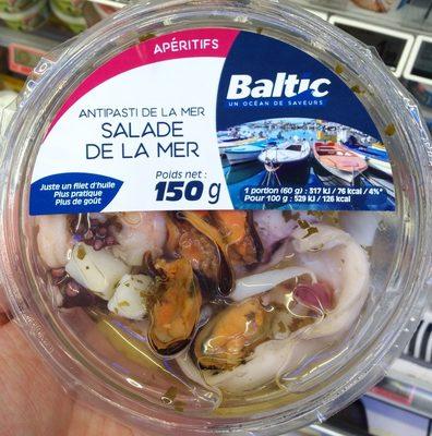 Salade de la mer - Produit - fr