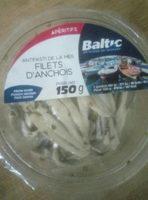 Filets d'anchois - Product - fr