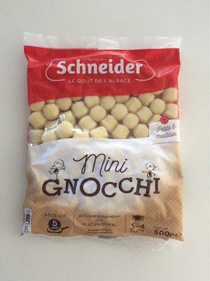 Mini gnocchi - Prodotto - fr