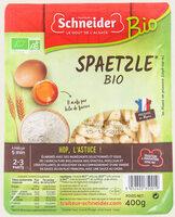 Spaetzle bio - Product - fr