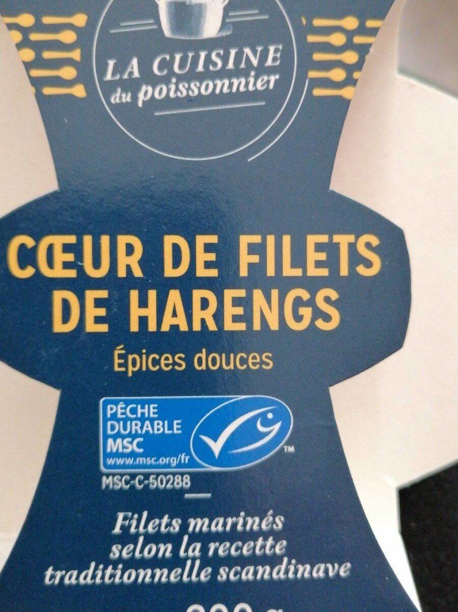 Cœur de filets de harengs - Produit - fr
