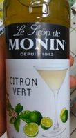 Citron vert - Producto