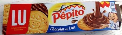 Pépito chocolat au lait - Product