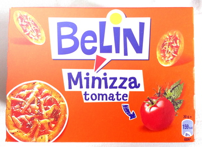 Minizza tomate - Product