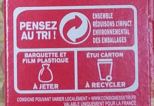 Kango - Instruction de recyclage et/ou informations d'emballage - fr
