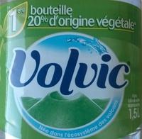 Eau Volvic - Ingrediënten