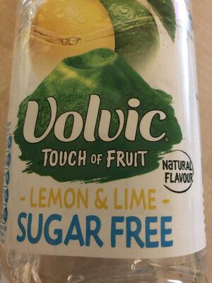 Touch of Fruit Sugar Free Lemon & Lime Flavoured Water - Produit - en