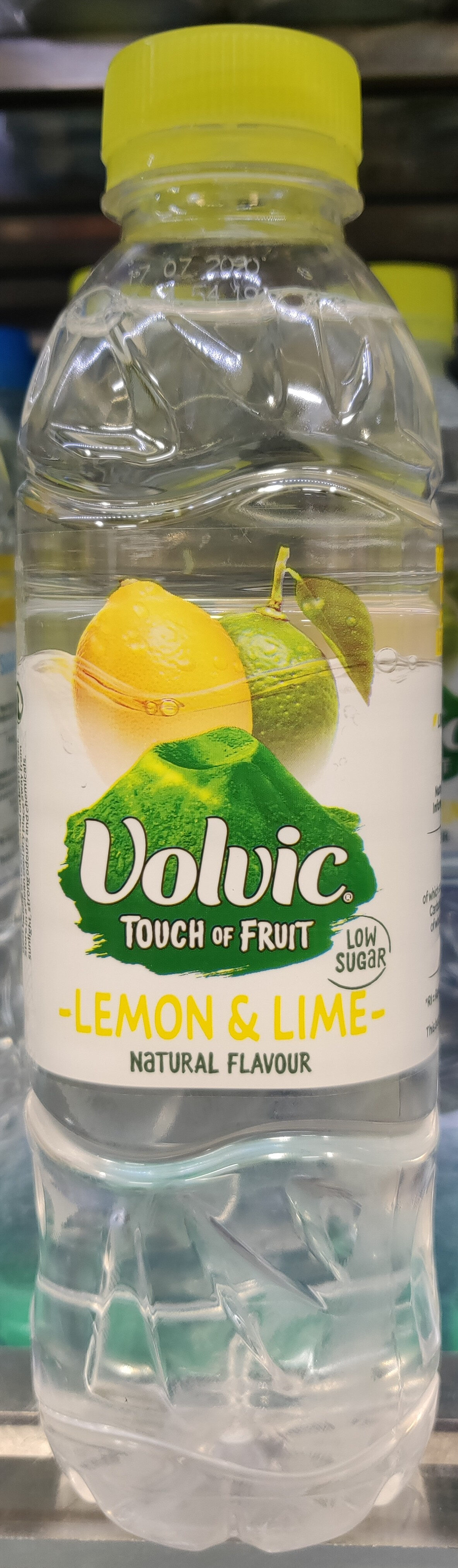 Touche de Fruit Citron-Citron vert - Produit