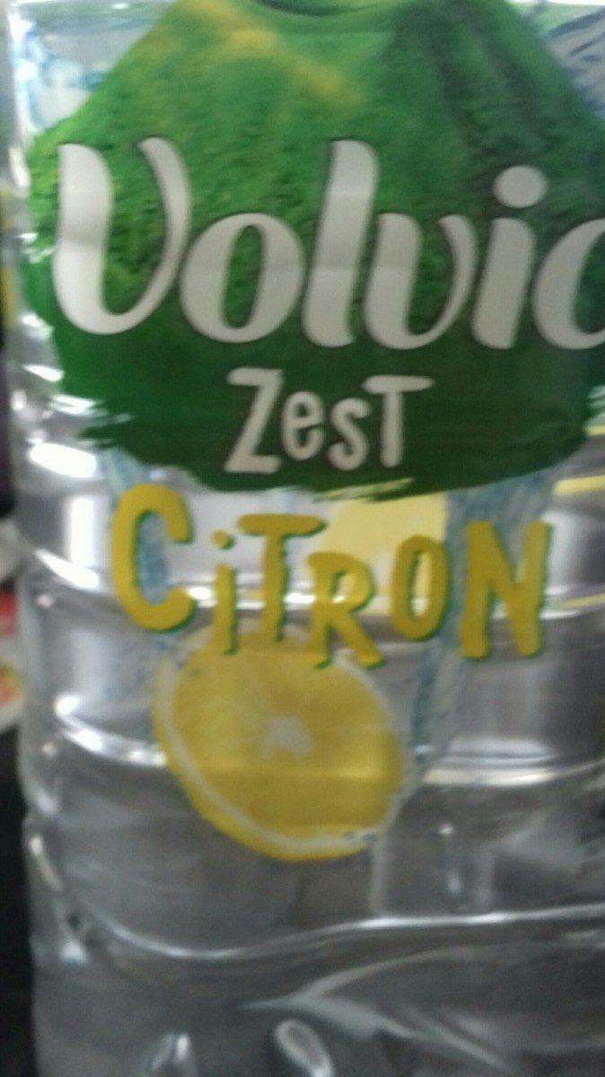 Citron - Ingrédients