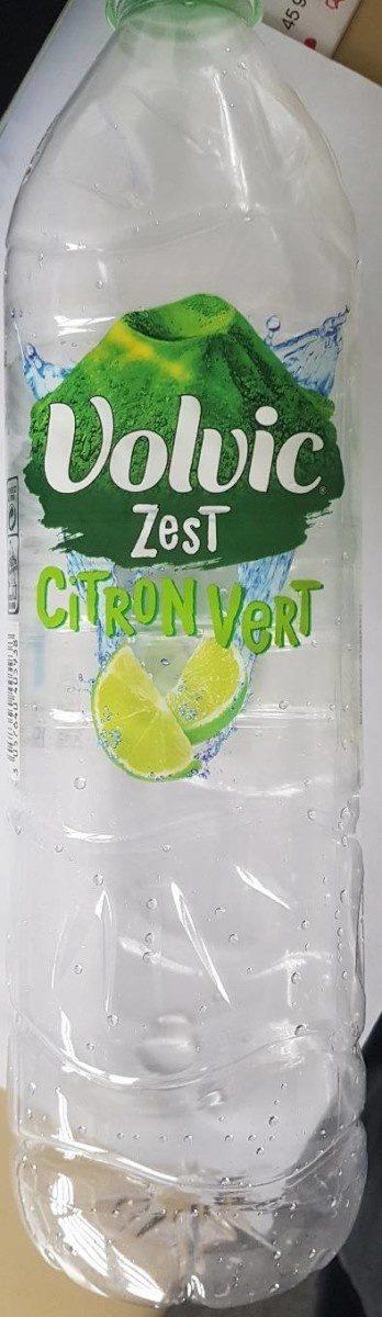 VOLVIC ZEST CITRON VERT - Produit
