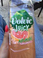 Volvic Juicy agrumade pamplemousse - Produit - fr