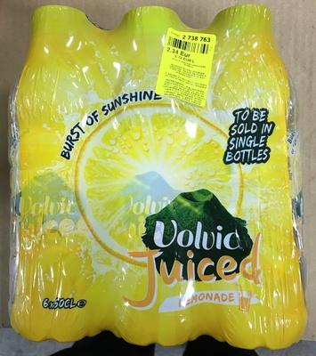 Juiced Lemonade - Produit - fr