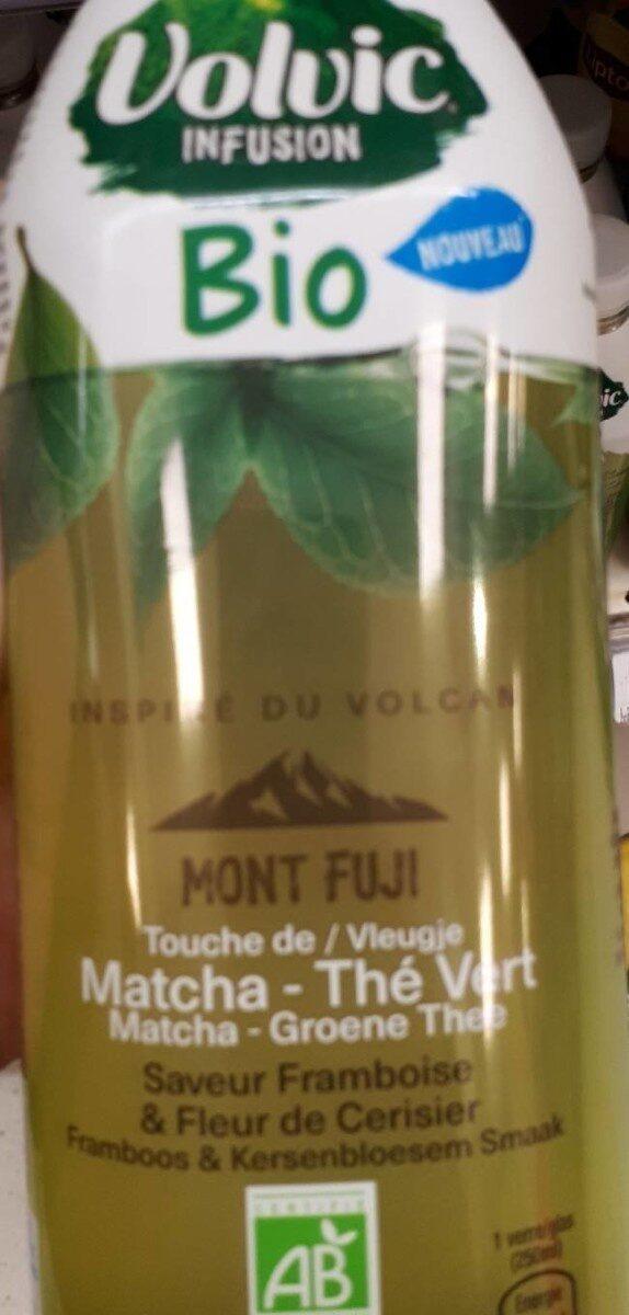 Voici infusion bio  matcha thé vert - Product - fr