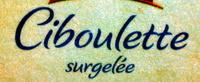 Ciboulette ciselée - Ingrediënten