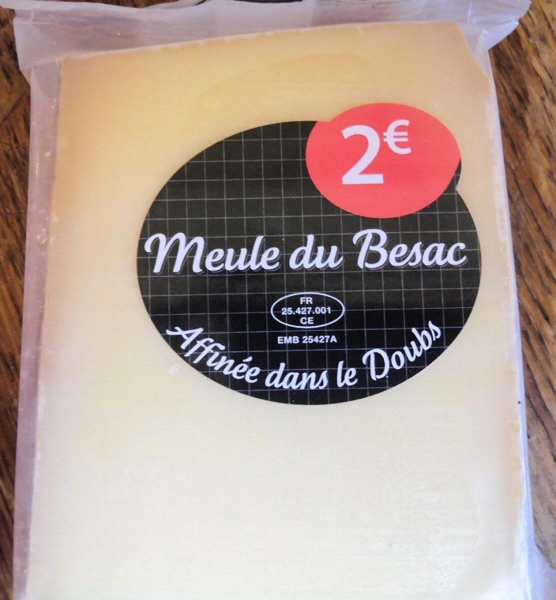 Meule du besac - Prodotto - fr