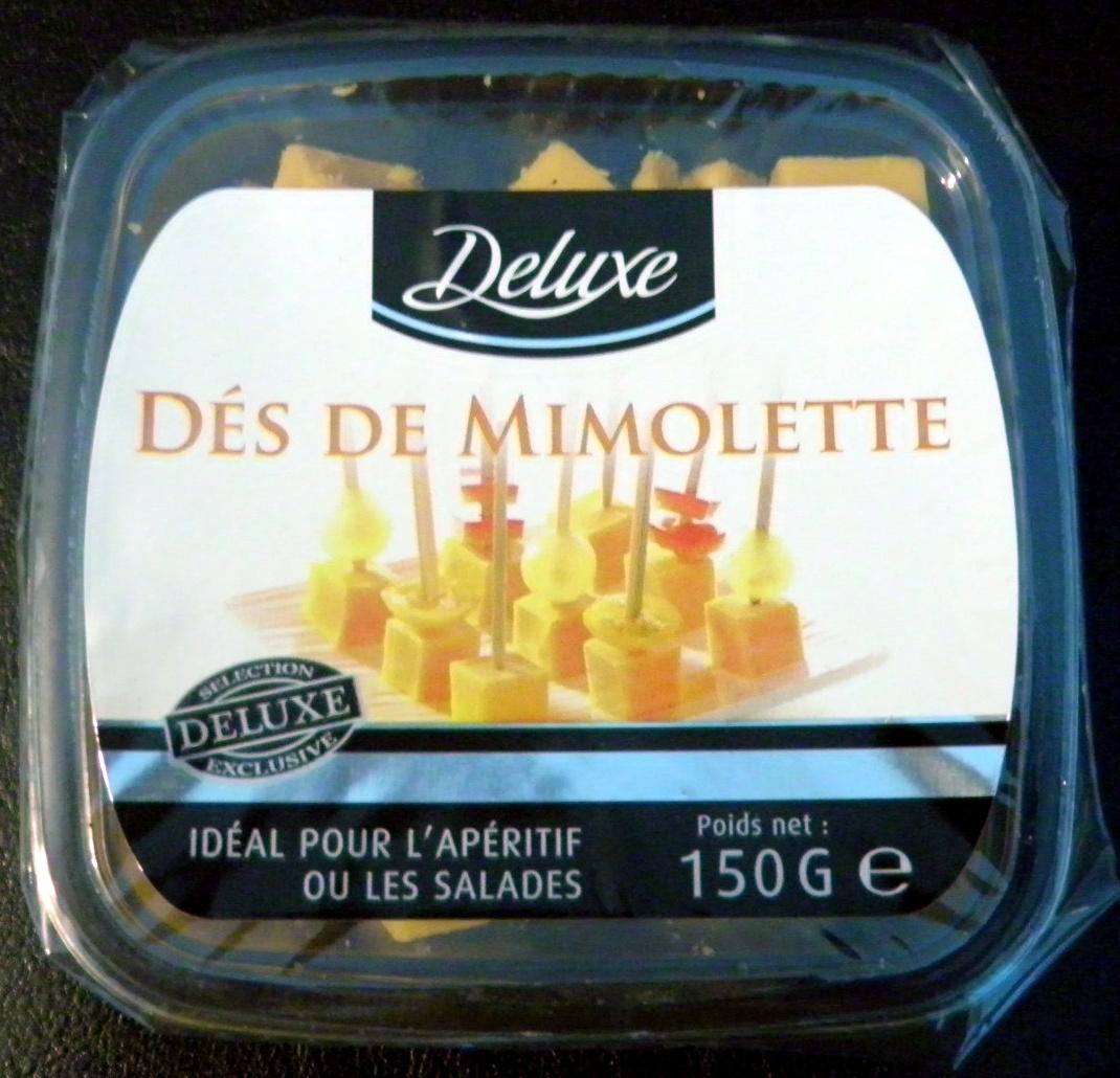 Dés de Mimolette (24 % MG) - Product