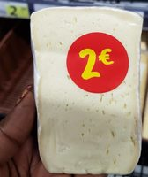Tomme blanche 2 euros - Informations nutritionnelles - fr