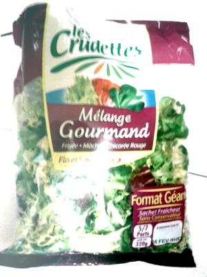 Les Crudettes - Mélange gourmand - Product