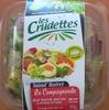 Salad'bistrot la Campagnarde (Les Crudettes) - Product