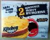 Krousti Rosty Burgers - Product