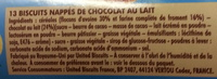 P'tit Déj Extra Céréales - Ingrédients - fr