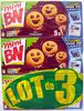 Mini BN Goût Chocolat (lot de 3) - Product