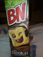 BN goût chocolat - Produit - fr