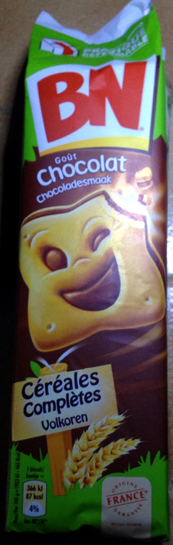 BN goût chocolat - Produit
