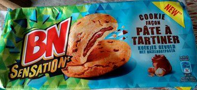 Cookie façon pâte à tartiner - Prodotto - fr