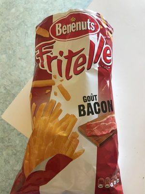 Fritelle, Goût Bacon - Produit