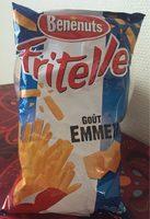Fritelle emmental - Product - fr
