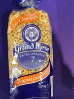 Grand Mere, Coquillettes - Product