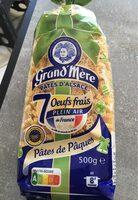 Pâtes de Pâques - Product - fr