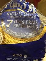 Egg noodles - Product