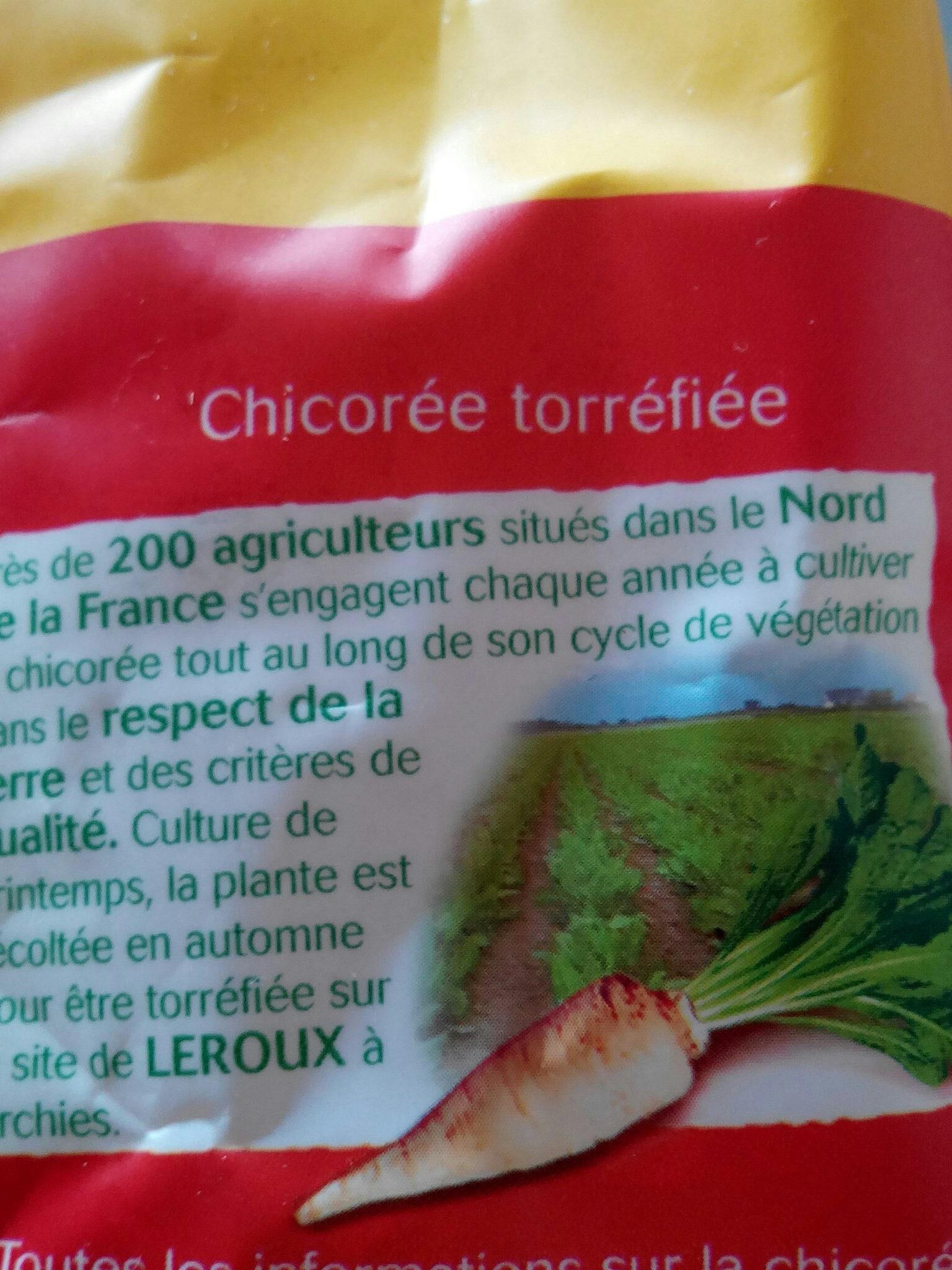 Chicoree grains 250g - Ingredienti - fr