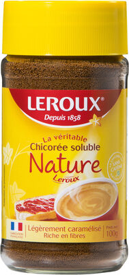 Chicoree soluble nature 100g - Product - fr