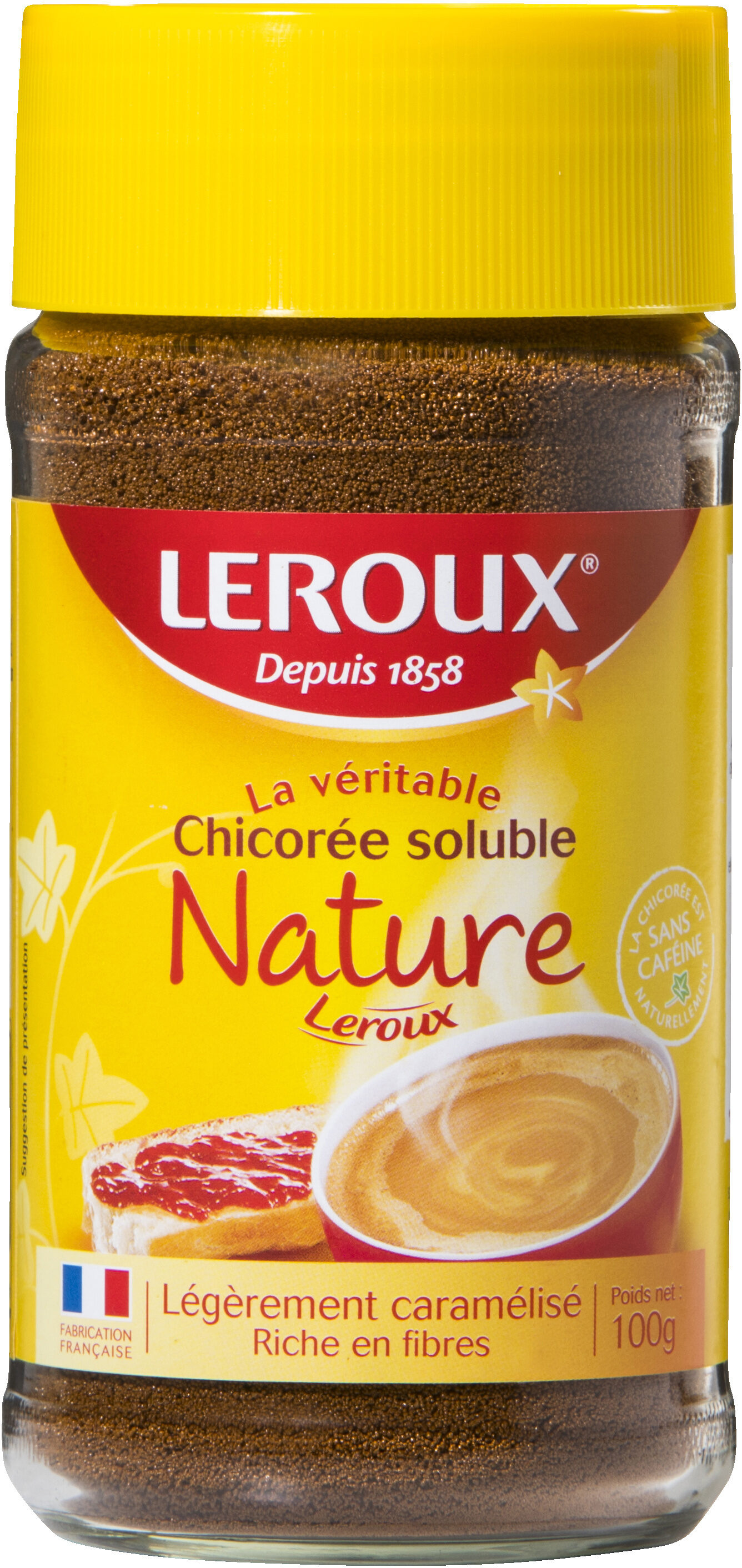 Chicoree soluble nature 100g - Product