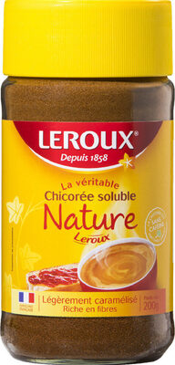 Chicorée soluble nature - Producto - fr