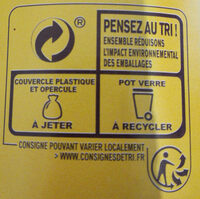 Chicorée soluble nature - Instruction de recyclage et/ou informations d'emballage - fr