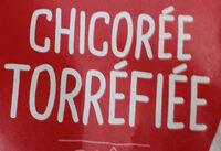 Chicorée torréfiée - Ingredients