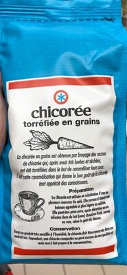 Chicoree 500G Lestarquit - Nutrition facts