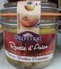 Spécialité de foie gras de canard entier du Sud-Ouest cuit au bouillon aromatique - Product