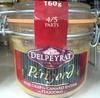 Foie gras de canard entier du Périgord - Product