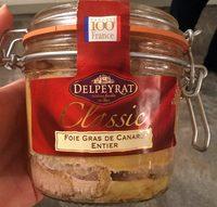 Classic Foie gras de canard entier - Product - fr