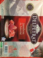 Jambon sec de Savoie Delpeyrat - Product