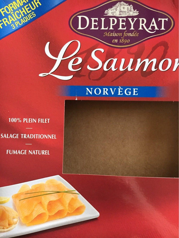 Le Saumon - Norvège - Produit - fr