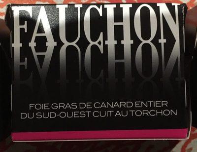 Foie gras de canard entier du sud ouest cuit au torchon - Product