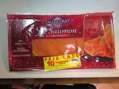 Le Saumon Écosse - Product - fr